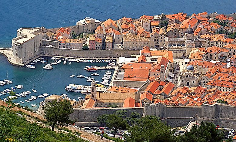 UNESCO World Heritage Sites In Croatia