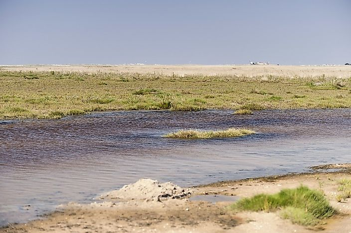 The Wadden Sea: Environmental Treasure Of Northern Europe