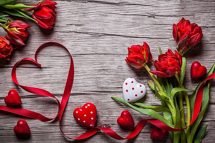 The History of Valentine's Day