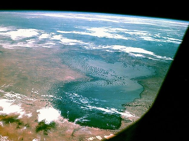 Lake Chad - Lakes of the World