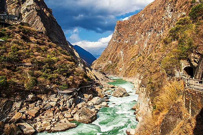 #14 Tiger Leaping Gorge