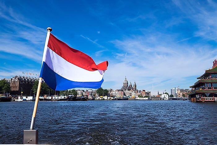 What Do the Colors and Symbols of the Flag of the Netherlands Mean?