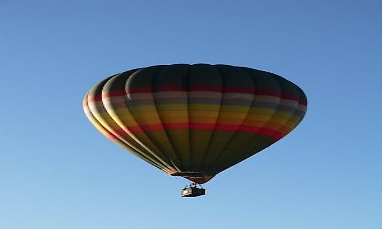 #4 2012 Carterton Hot Air balloon crash -