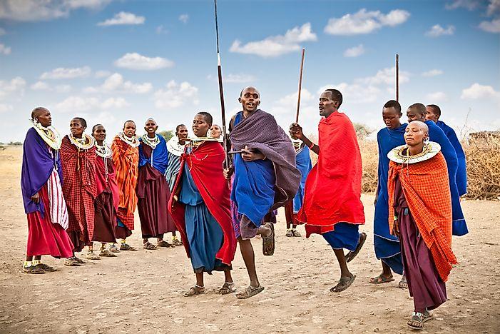 Ethnic Groups Of Tanzania - WorldAtlas com
