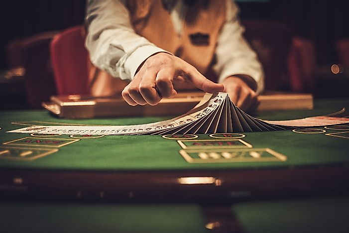 Which State Has the Most Casinos?