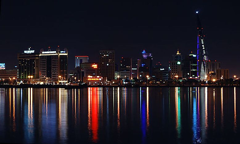 Biggest Cities In Bahrain