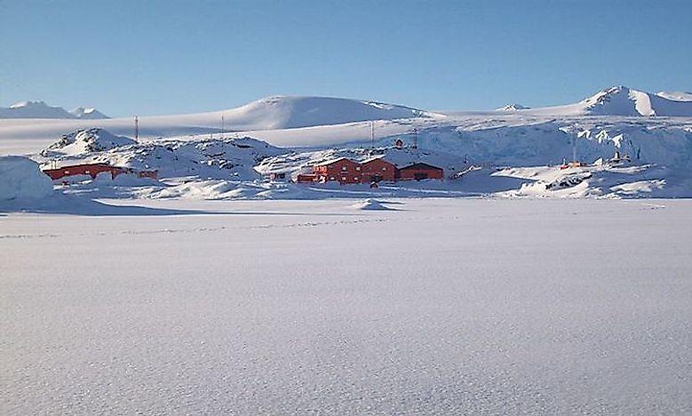 Is Antarctica A Desert Worldatlas Com