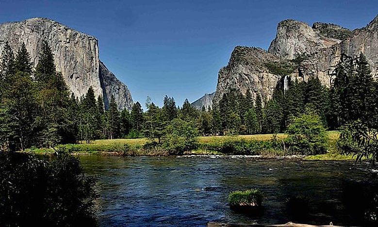 #2 Yosemite National Park -