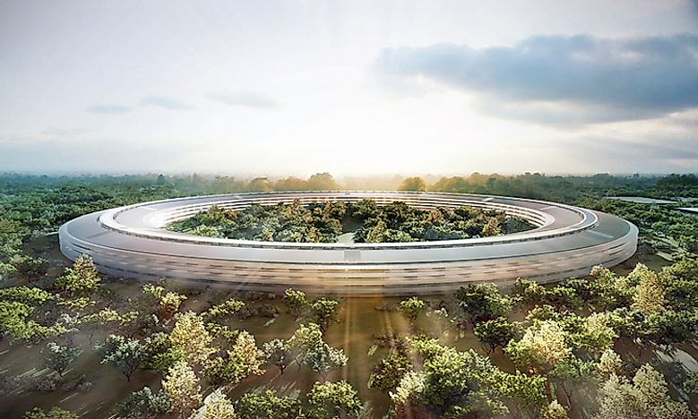 #4 Apple Campus 2 -