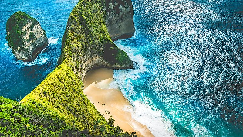 # 1 Bali, Indonesia