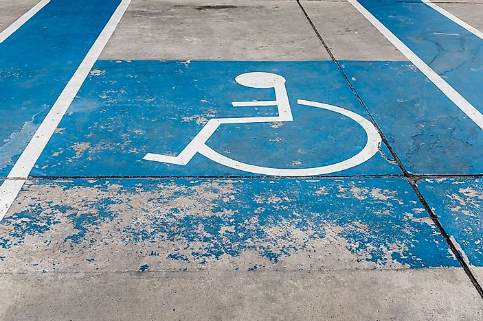 Worst Cities in the United States For People With Disabilities