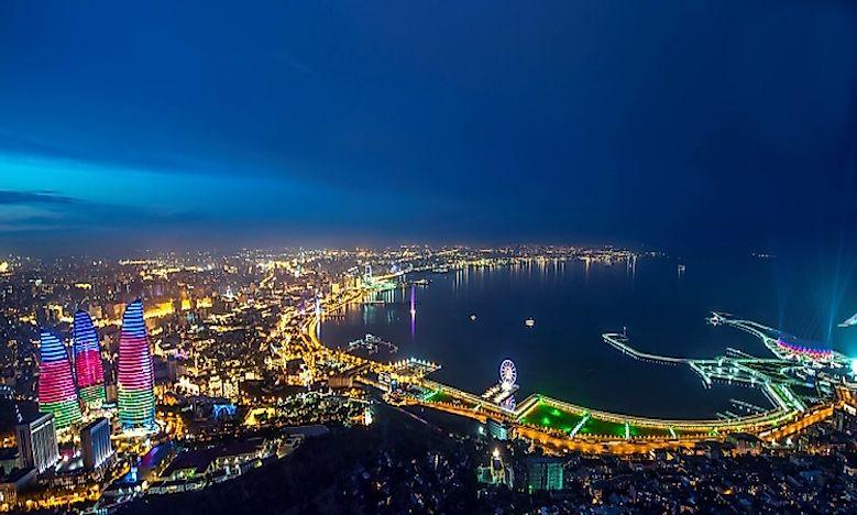 Biggest Cities In Azerbaijan