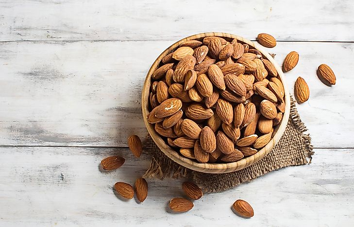 Top Almond Consuming Countries