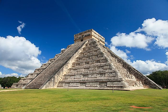 Chichen Itza - A Major Tourist Attraction in Mexico
