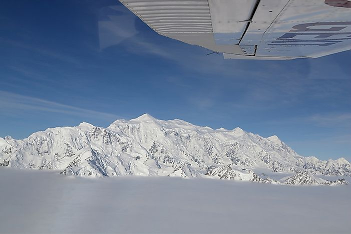The 10 tallest peaks in yukon canada worldatlas the 10 tallest peaks in yukon canada gumiabroncs Image collections