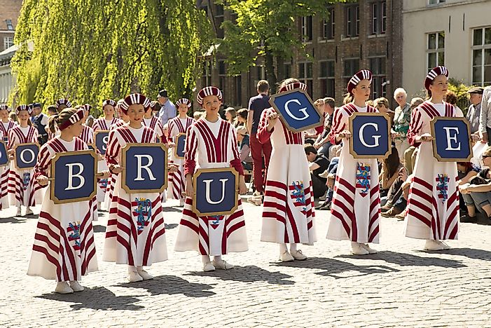 UNESCO-Recognized Elements Of Intangible Cultural Heritage Of Belgium
