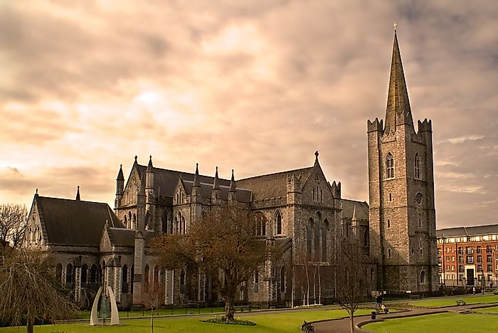 St Patrick's Cathedral - Notable Cathedrals