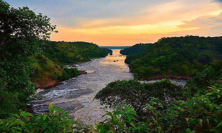 #1 Nile River