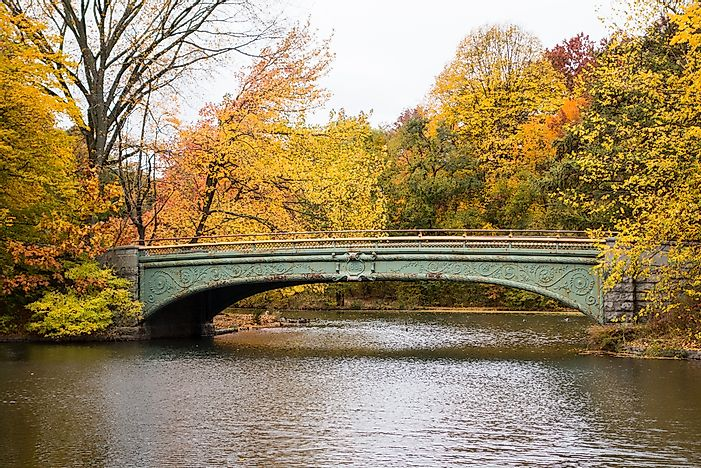 10 Beautiful Places Designed By Frederick Law Olmsted - WorldAtlas.com