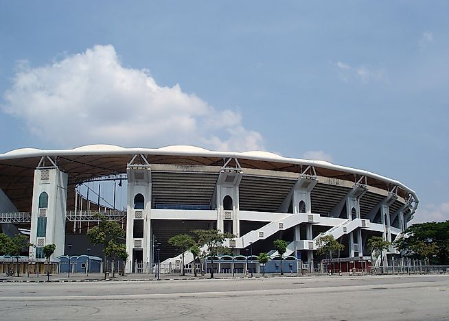 The Largest Stadiums In Asia