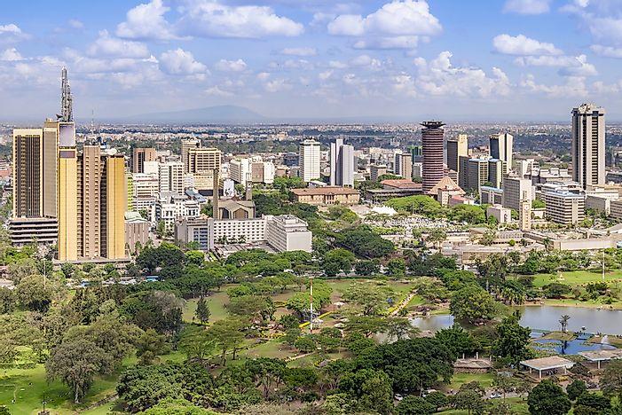 #10 Kenya