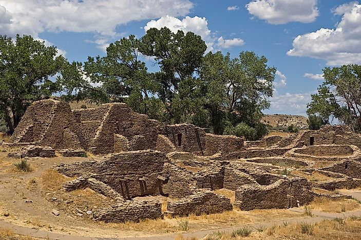 Aztec Ruins National Monument - Unique Places in North America