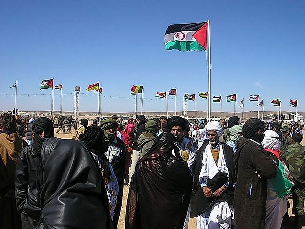 What Is The Sahrawi Arab Democratic Republic (Western Sahara)?