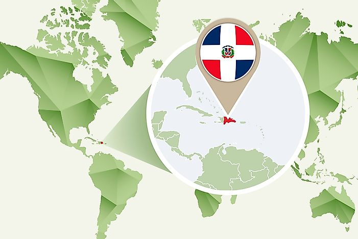 What Continent is the Dominican Republic In?