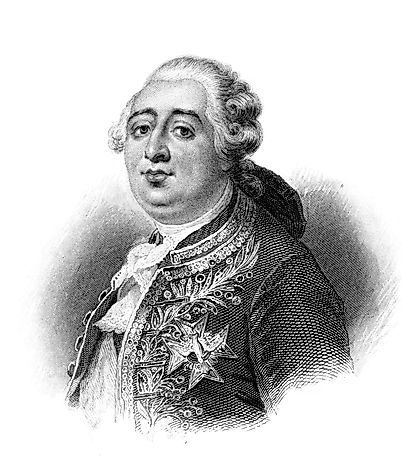 Louis XVI of France - World Leaders in History