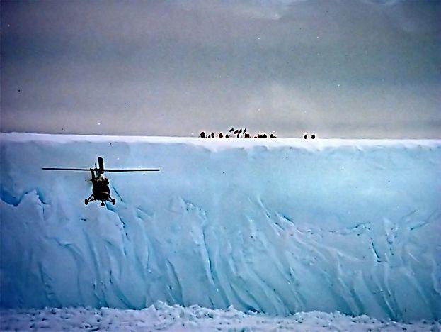 How Do Icebergs Form? - WorldAtlas.com