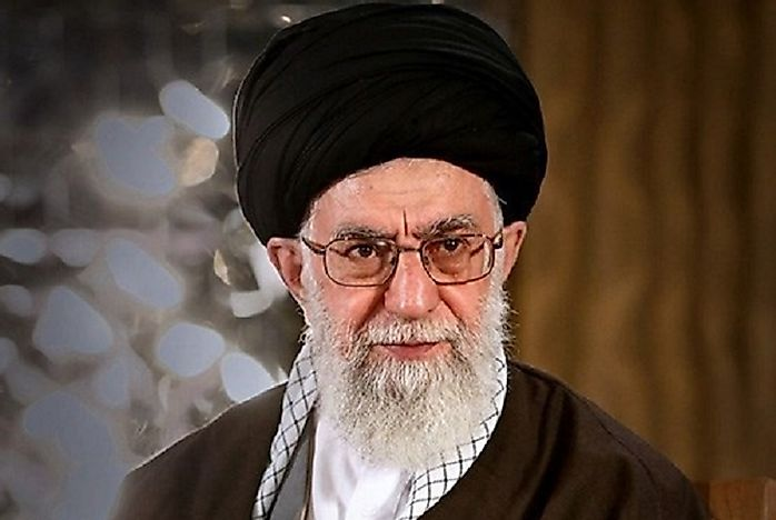 What Is The Supreme Leader Of Iran? - WorldAtlas.com