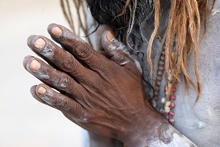 The Dark Aghori Asceitcs Of India - Cultures Of The World