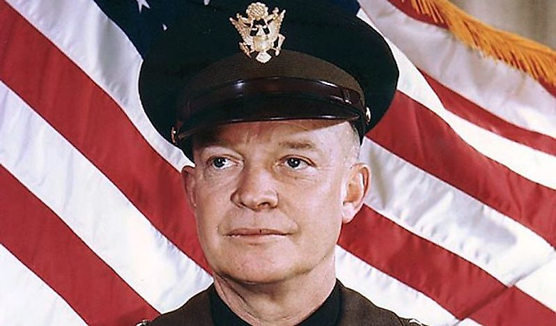 Dwight D. Eisenhower - US Presidents in History
