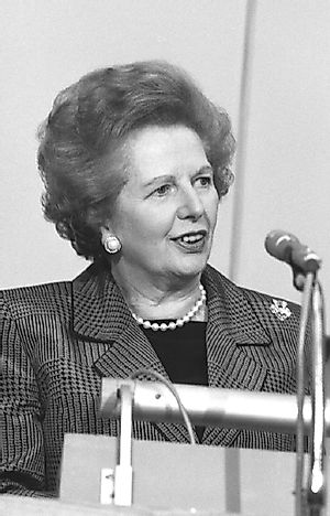Margaret Thatcher - World Leaders in History