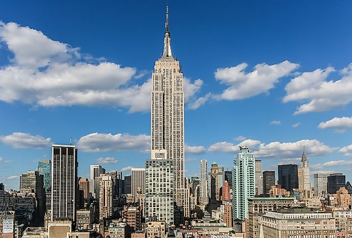 Which State Is Known as the Empire State?