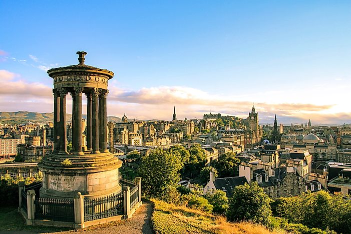 The Most Visited Tourist Destinations In Scotland