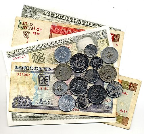 What is the Currency of Cuba?