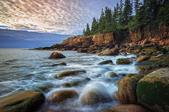 Acadia National Park >> Maine S Acadia National Park Worldatlas Com
