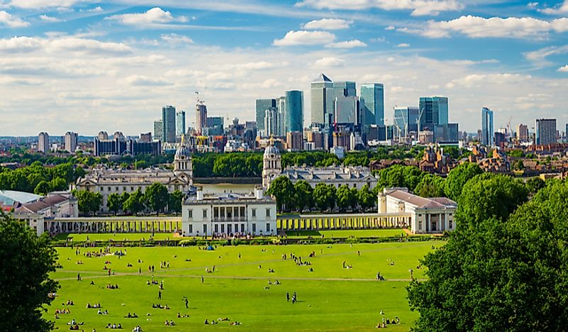 The Eight Spectacular Royal Parks Of London
