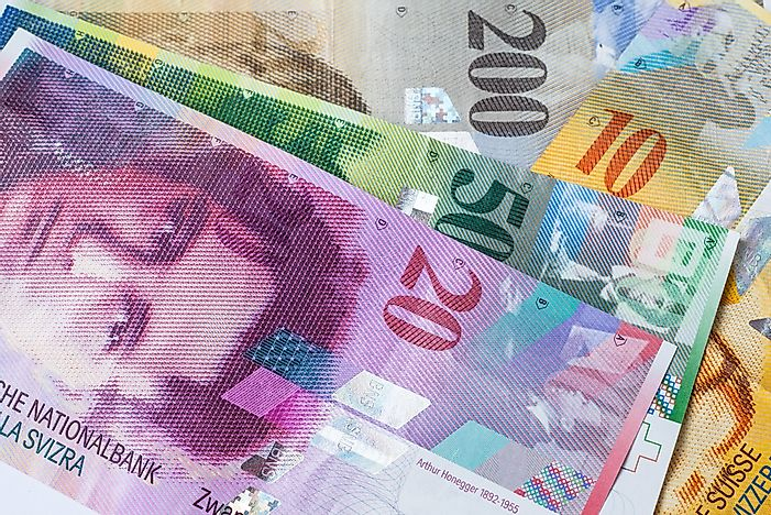 What Is The Currency Of Switzerland