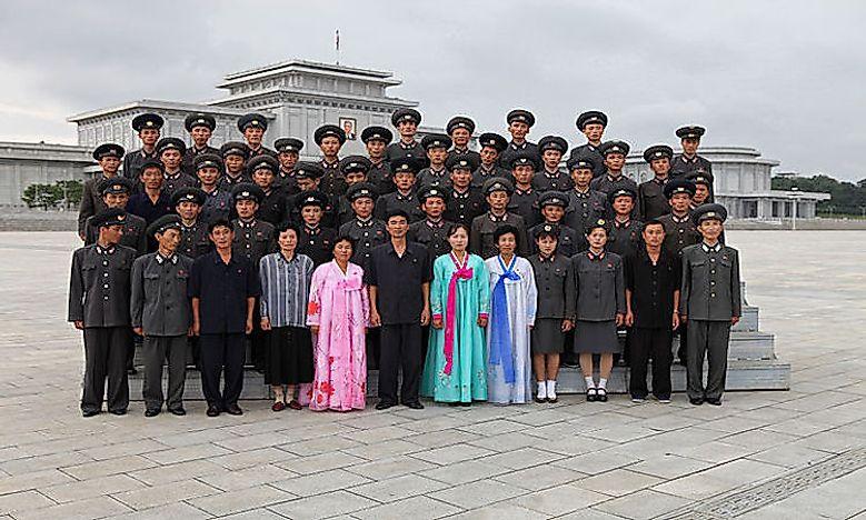 Ethnic Groups In Korea 67