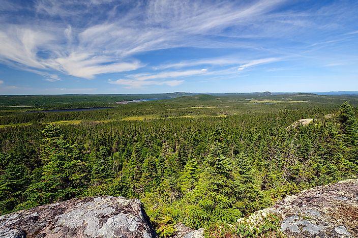National Parks Of Newfoundland and Labrador - WorldAtlas com