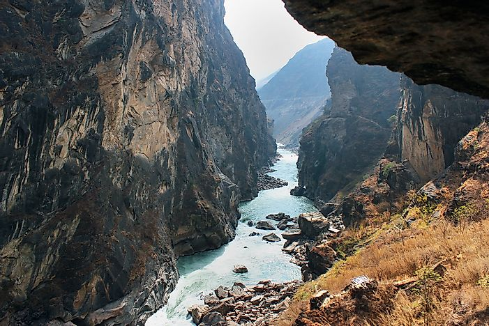 #4 Tiger Leaping Gorge, China