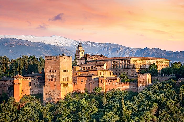 The Twelve Treasures Of Spain