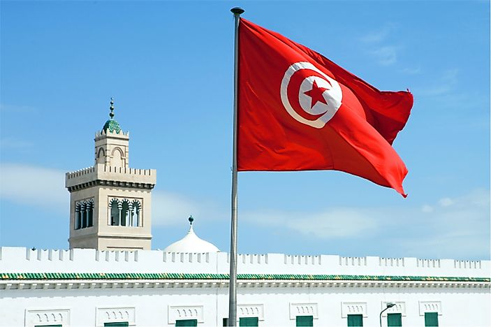 What Do the Colors and Symbols of the Flag of Tunisia Mean?