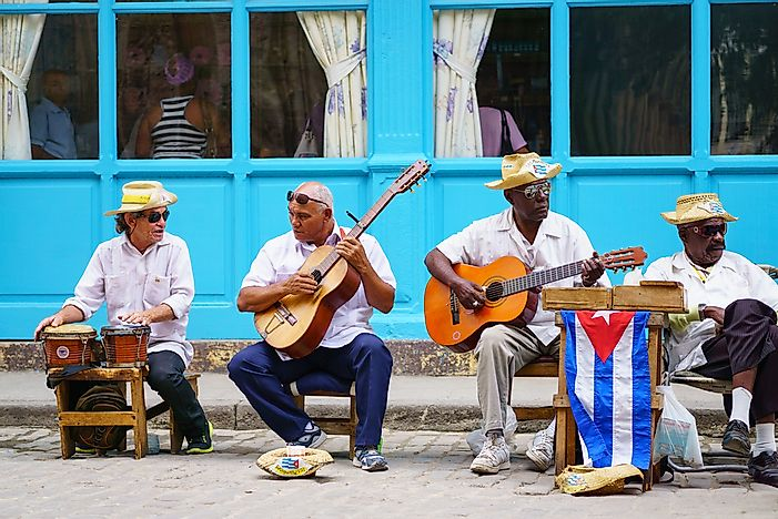The Culture Of Cuba