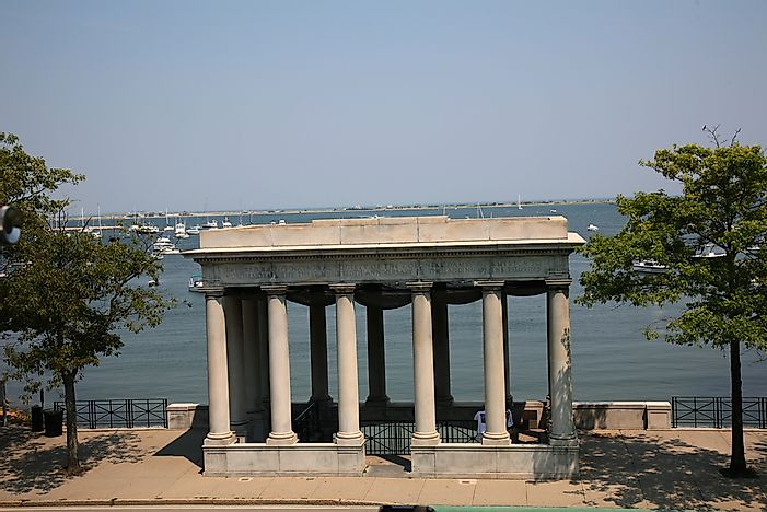 #9 Plymouth Rock - Plymouth, Massachusetts