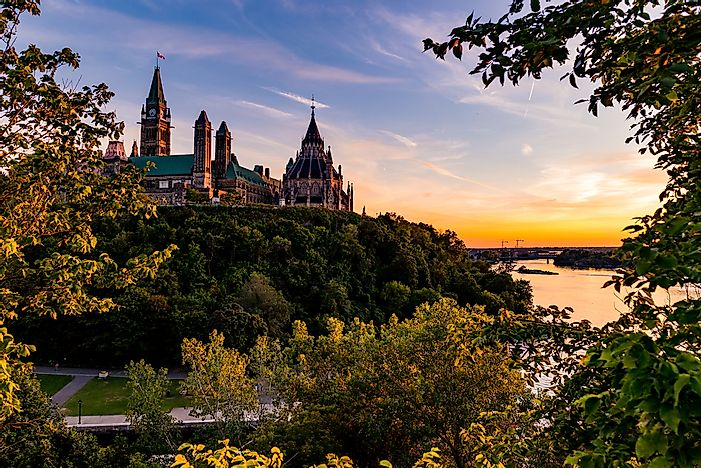 Why Is Ottawa The Capital Of Canada?