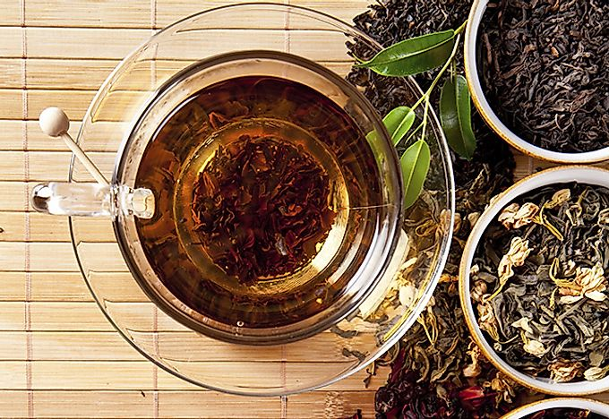 The Worlds Top 10 Tea Producing Nations