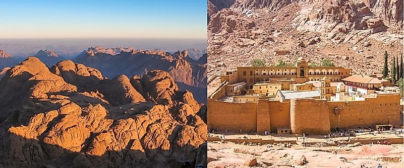 Egypt's Top National Parks And Nature Protectorates